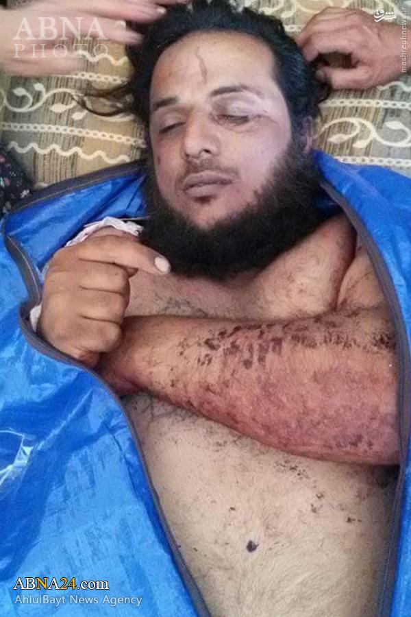 تروریست «جگرخوار» به هلاکت رسید +عکس