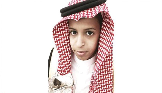 ازدواج زودهنگام پسر سعودی جنجالی شد +عکس