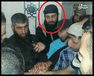 هلاکت امیر داعش در دمشق+عکس