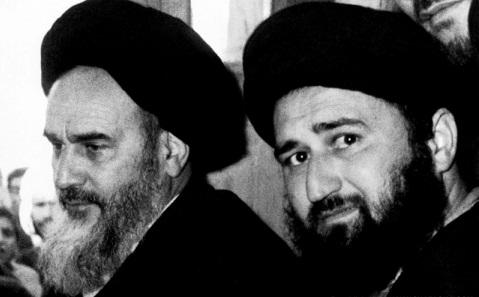 نامهای که امام خمینی از تبعید برای فرزندش نوشت