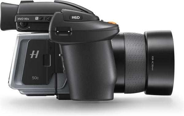 هاسلبلاد از دوربین 100 مگاپیکسلی خود رونمایی کرد +عکس