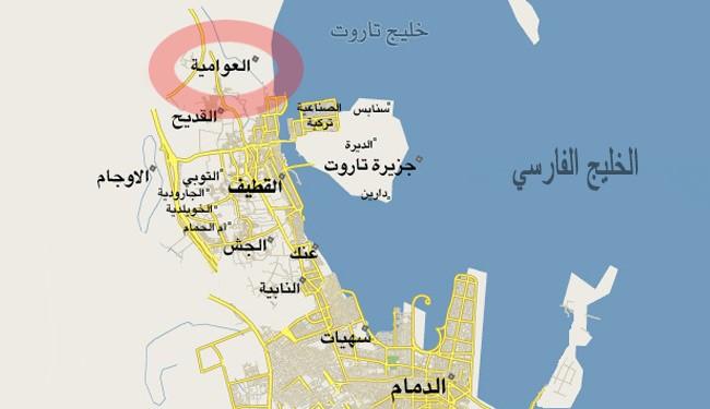 چرا ثروتمندترین استان عربستان مردمی فقیر دارد/ نفت عربستان زیر پای شیعیان +عکس و نقشه