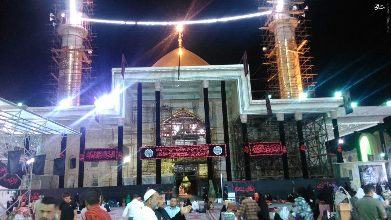 حضور میلیونی زائران در حرم امام هادی(ع) +عکس