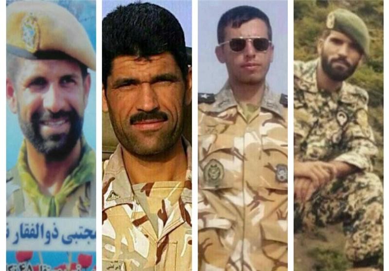جزئیاتی از شهادت ۴ مستشار ارتش جمهوری اسلامی در سوریه +عکس