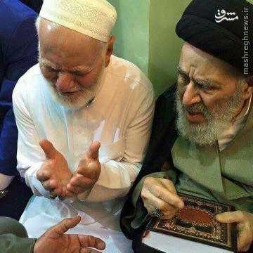 عالم مشهور مصری شیعه شد+عکس