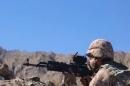 رزمندگان سپاه با کلاشینکفهای جدید آماده مقابله با اشرار و تروریستها شدند +عکس