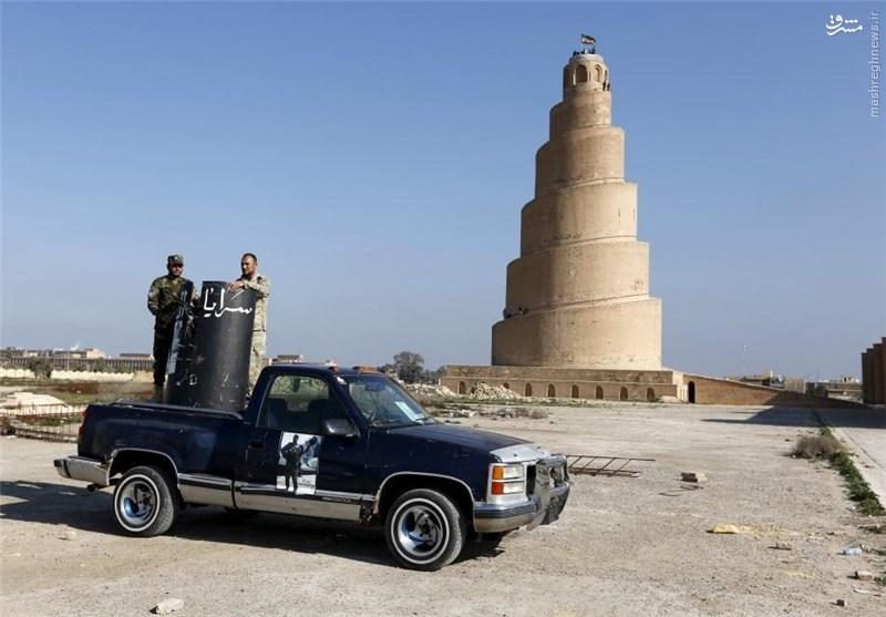 محاصره داعش در عراق تنگتر میشود +تصاویر