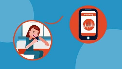 نرمافزاری که با یک سرفه بیماری را تشخیص میدهد +دانلود
