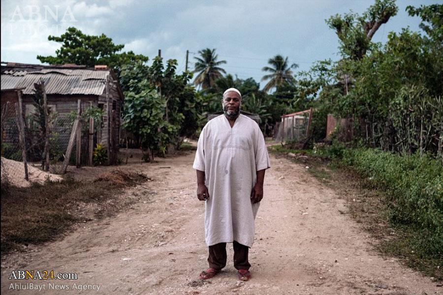 گزارش CNN ازگسترش اسلام و تشیع در کوبا+عکس