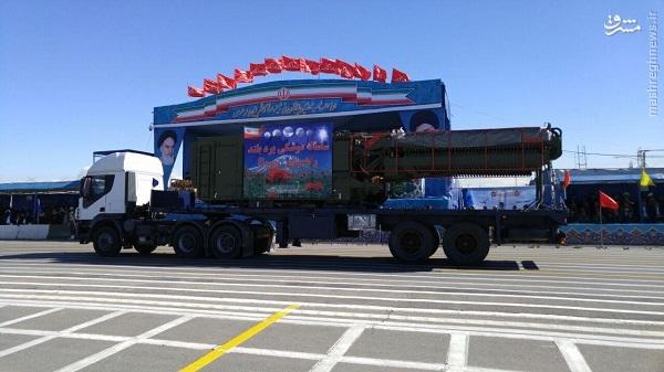 رونمایی رسمی از سامانه اس 300 در ایران