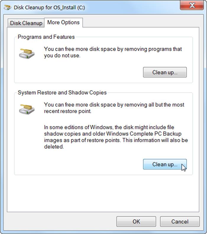 ۷ ترفند برای خالی کردن فضای هارد دیسک در ویندوز +آموزش