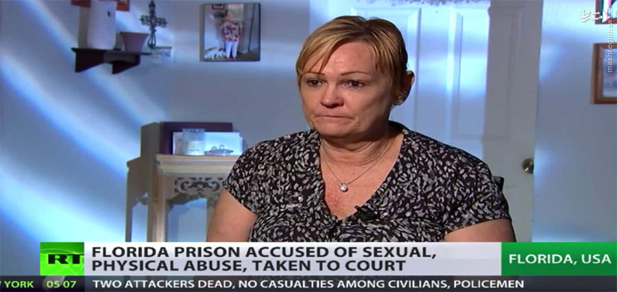 زندانبانان آمریکایی چگونه به زنان بیدفاع تجاوز میکنند // در حال ویرایش
