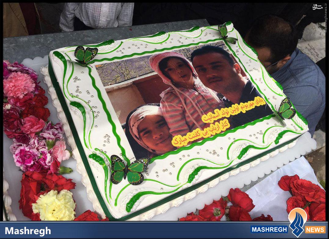 تصاویر/ جشن تولد محافظِ رییس جمهور سابق