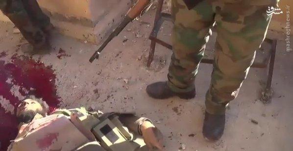 پیشروی ارتش سوریه در دیرالزور+عکس