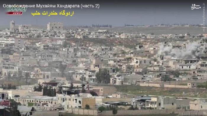 فیلم/نبردهای اردوگاه حندرات حلب به روایت القاعده