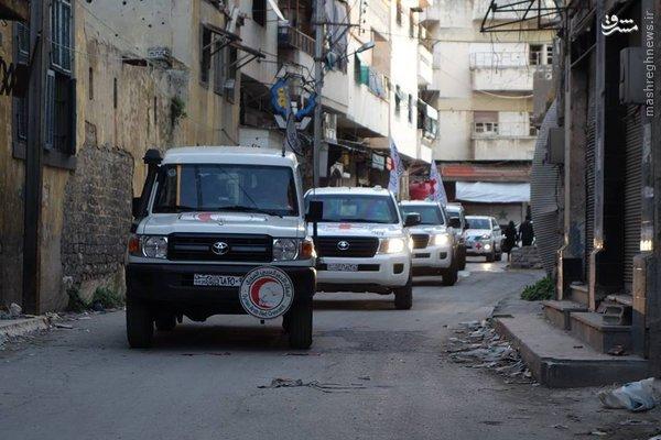 دفع حمله داعش به شمال حلب توسط ارتش سوریه/نبرد ارتفاعات در اطراف تدمر/دور جدید جنگ کفتارها در جنوب سوریه/پاتک خونین نظامیان سوری علیه داعش در دیرالزور/آماده انتشار