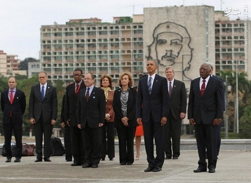 عکس/ مضحکترین عکس تاریخ سیاست