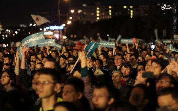 انقلاب آمریکا در روسیه چه «رنگی» خواهد بود؟