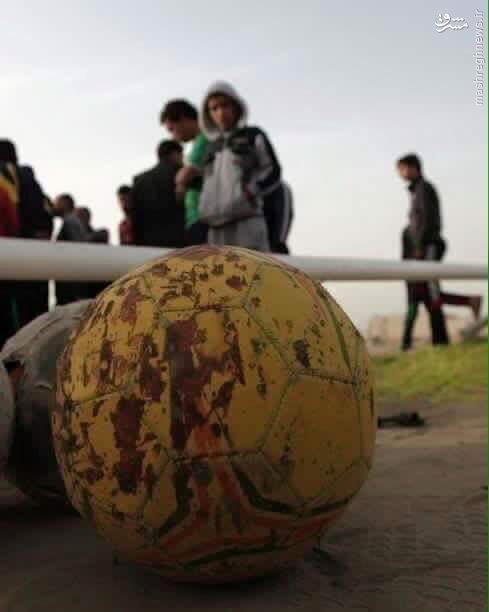 حمله انتحاری کودک داعشی به زمین فوتبال در عراق+فیلم و عکس/انتشار