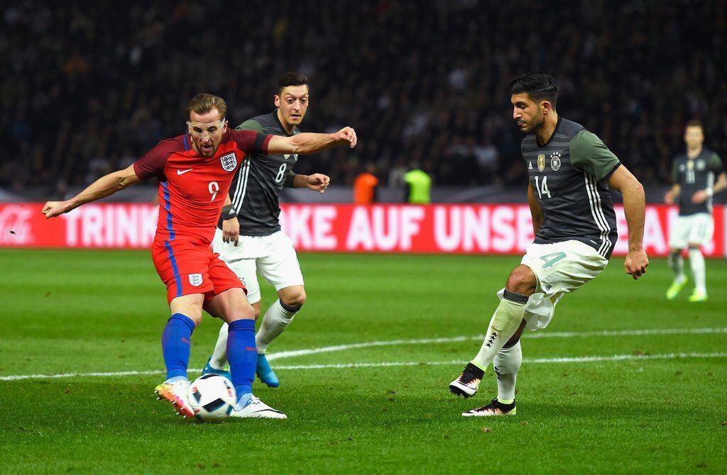 شکست خانگی تیم ملی آلمان برابر انگلیس