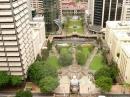 میدانی باشکوه برای یادبود متجاوزان استرالیایی +تصاویر