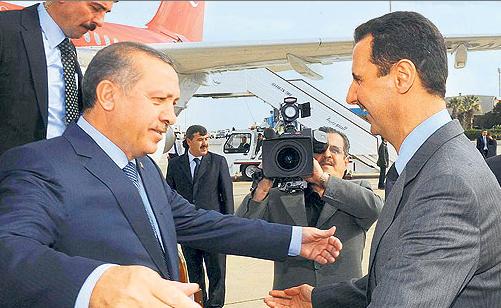 اردوغان: مردم سوریه عاشق «بشار اسد» هستند + فیلم