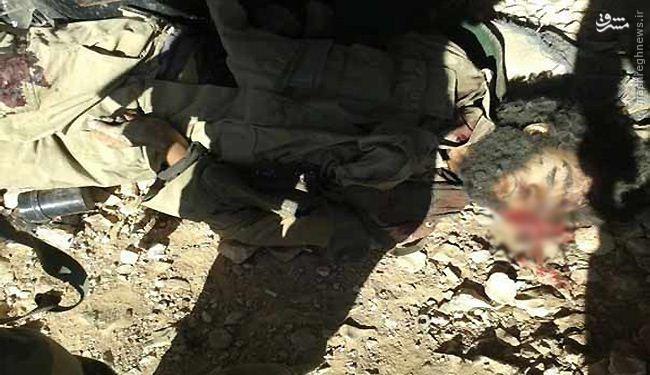 حمله القاعده به داعش در القلمون+عکس