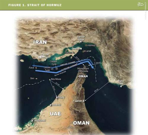 راهبرد ضددسترسی و منع منطقهای ایران دست و پای آمریکا در خلیج فارس را بسته است