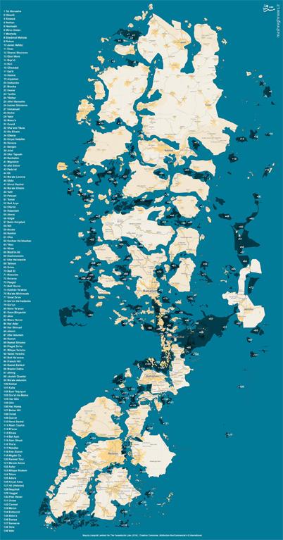 2009433_736 جنجالیترین شهرکهای رژیم صهیونیستی در کجا ساخته شدهاند؟