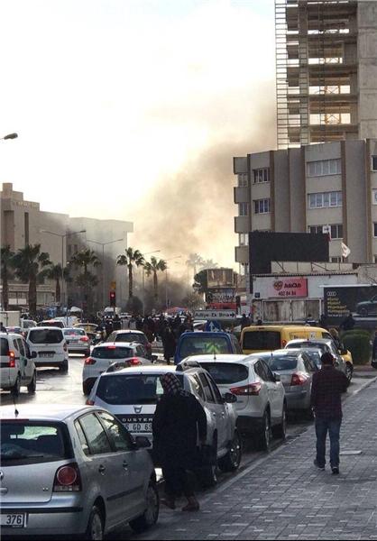 چهار کشته و مجروح در انفجاری ازمیر ترکیه +عکس