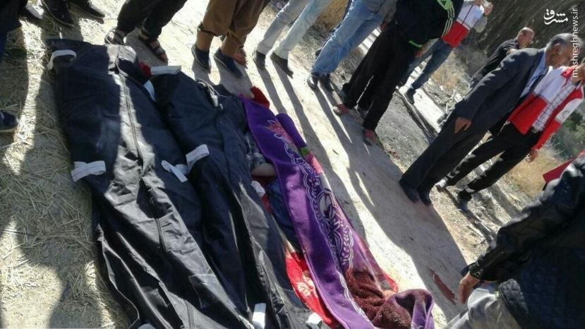 عکس/ اولین تصاویر از زلزله فارس صبح امروز