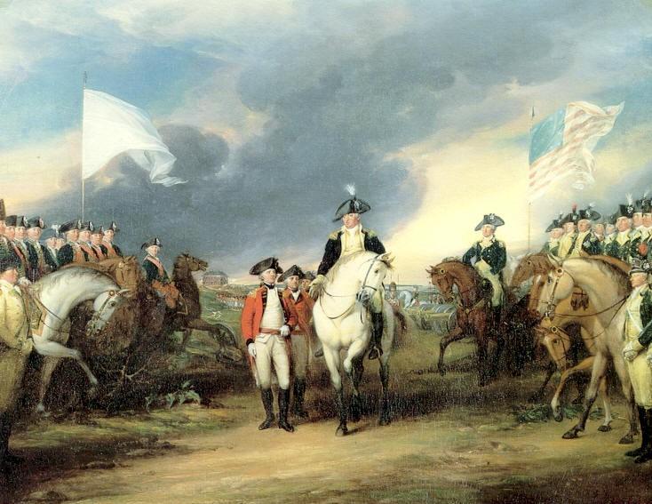 پشت پرده انقلاب 1783 میلادی در آمریکا