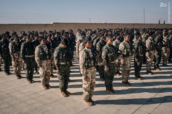 وقتی مستشاران آمریکایی چریک های «مارکسیست» کرد را آموزش می دهند/ سناریوی مشکوک آمریکا در شمال سوریه