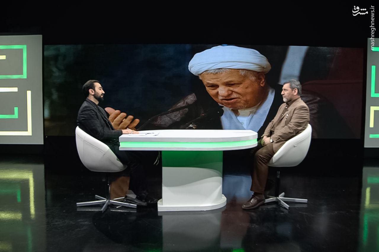 صفار هرندی: آقای هاشمی در ستیز با همه این جبهههای کفر توانمند ظاهر میشد./هر ثروت انباشتهای را به ایشان نسبت میدادند