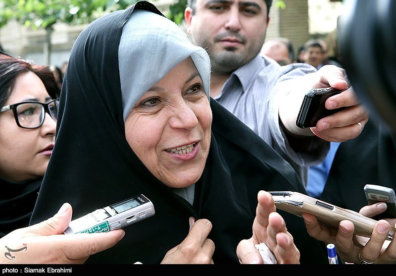 فائزه هاشمی: امروز هيچ برنامهای وجود ندارد