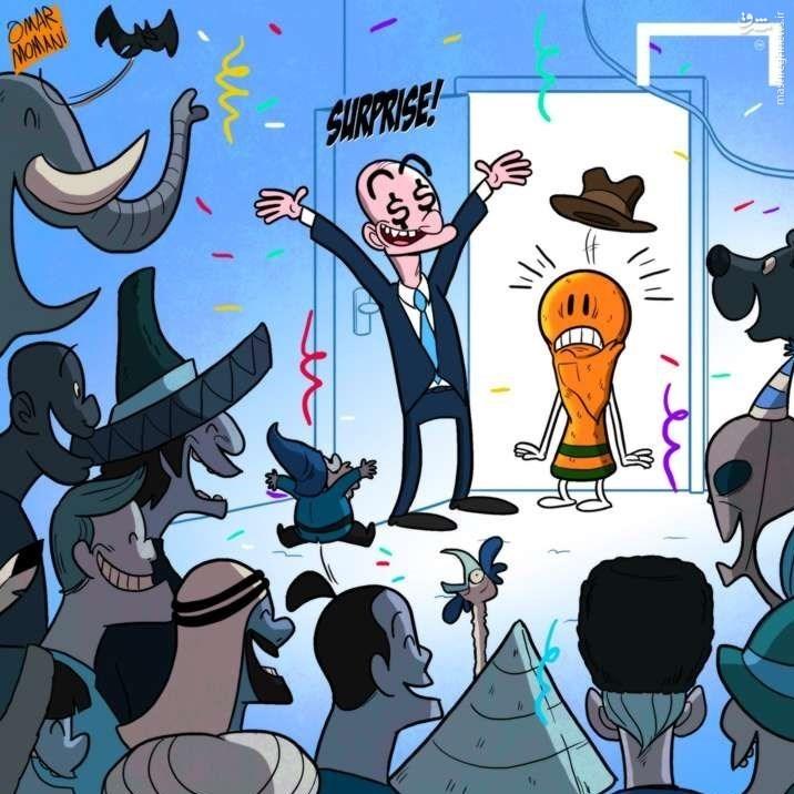 کاریکاتور/ کاروانسرایی به نام جام جهانی