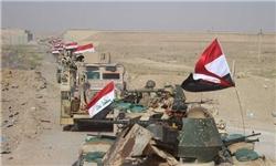 آزادسازی مناطق «سومر و الساهرون» در شهر موصل