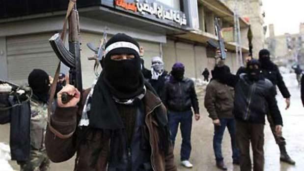 حمله به جلسه سرکردگان گروههای تروریستی در ادلب