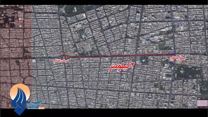 در مراسم تشییع هاشمی رفسنجانی چه تعداد شرکت کردند+ فیلم و نقشه