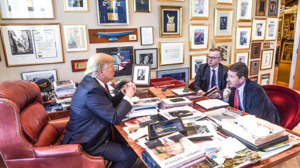 فروپاشی اتحادیه اروپا اهمیتی برای آمریکای ترامپ ندارد