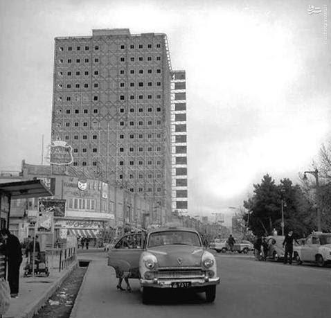 پلاسکو، یادگار 53 ساله تهران مدرن +عکس