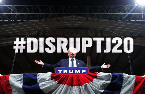 انقلاب آمریکا چه رنگی است/ آیا مراسم تحلیف ترامپ جرقه انقلاب رنگی در واشینگتن خواهد بود؟