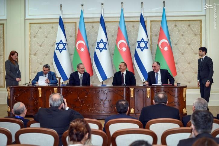 پشت پرده اهداف و برنامه های نتانیاهو در آذربایجان/ سامانه گنبد آهنین به فروش می رسد