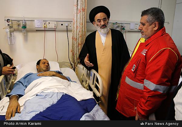 سخنگوی آتش نشانی: بعید است کسی زنده بیرون بیاید اما امیدواریم/ سردار ساجدینیا: هیچ مورد امنیتی در حادثه دخیل نبود +تصاویر و فیلم