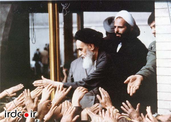 استقبال و حفاظت از امام خمینی چگونه انجام شد؟