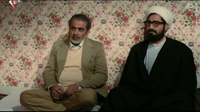 عکس/ بازیگر نقش دکتر روحانی در سریال «معمای شاه»