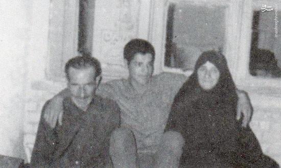 پدرشهیدی که دعای شهادتش مستجاب شد + عکس