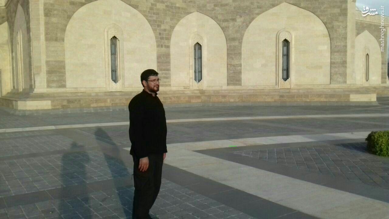 شهید مدافع محمد پورهنگ