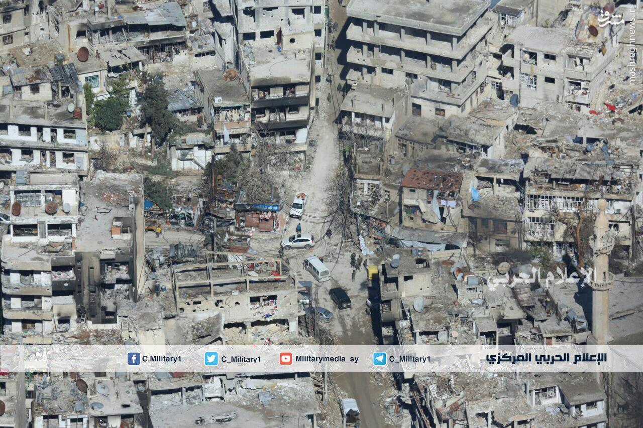 آیا آستانه، آغازی بر پایان خواهد شد/داس اختلافات تکفیری ها را درو می کند/مناطق امن ترامپ برای آوارگان سوری + عکس، فیلم و نقشه