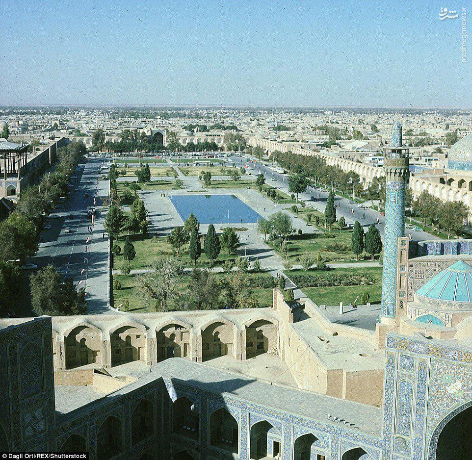 عکس/ اصفهان